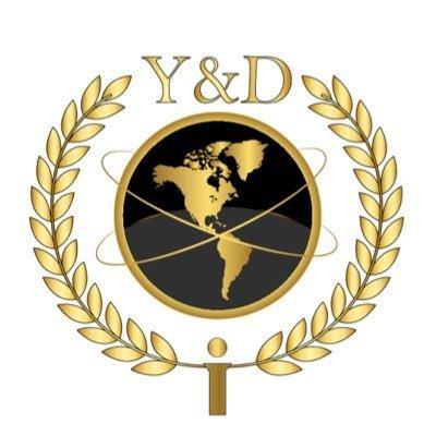 Logo de Y&D (Youth and Democracy in the Americas)