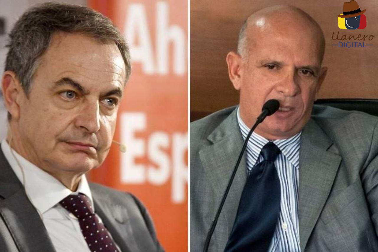 Zapatero sería dueño de una mina de oro en Venezuela